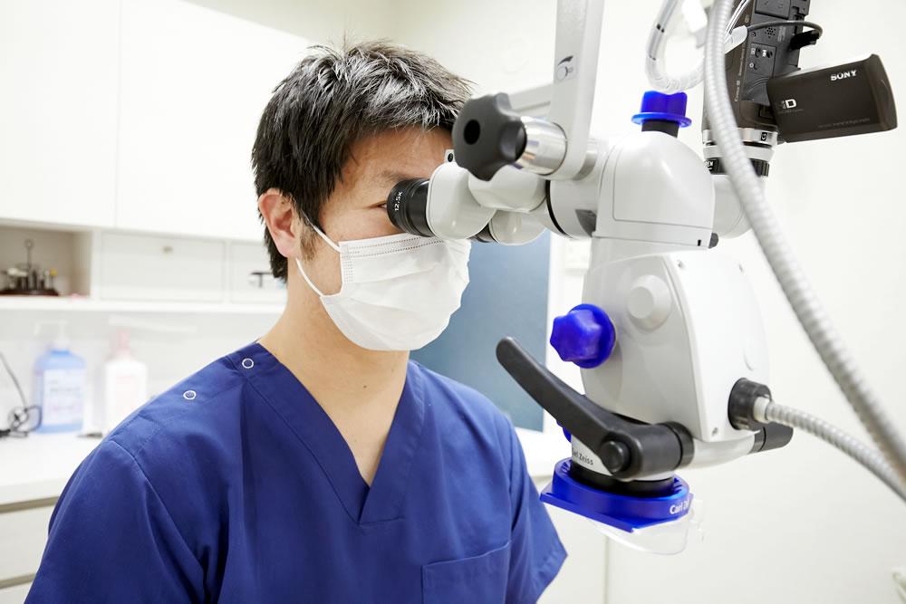 根管治療(歯の神経治療)の精度
