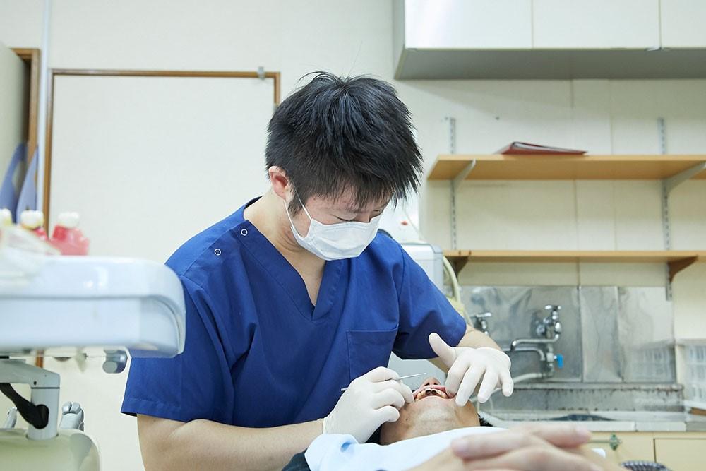 歯根端切除術・再植