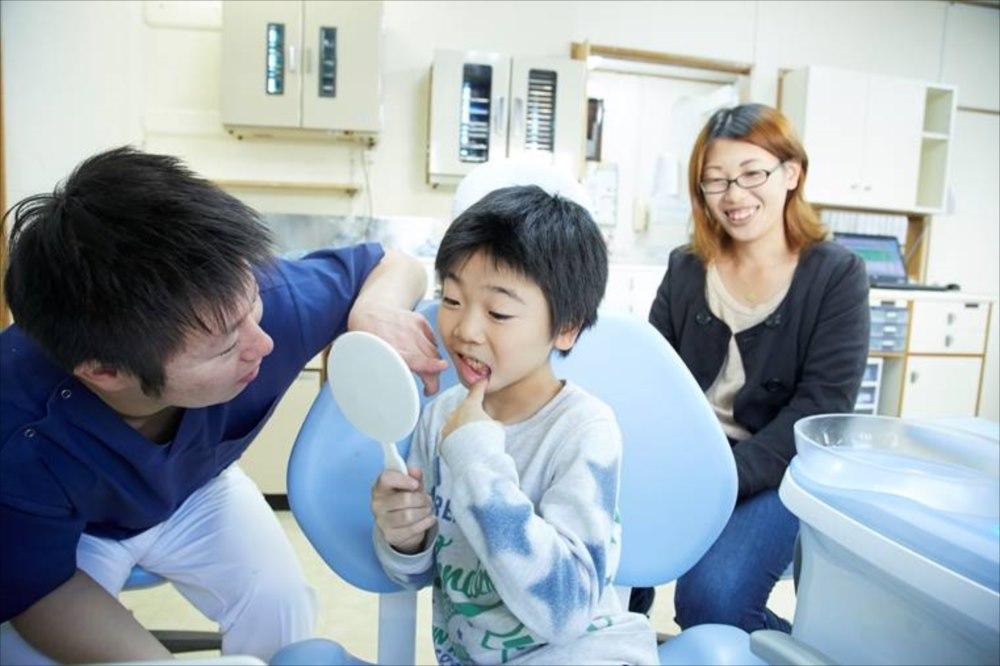 子供の歯並びとベロ